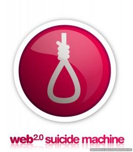 web2.0 suicide online life